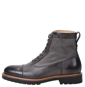 Riccardo Weatherproof Leather Charcoal Boot boot Ross & Snow 7