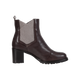 Susana Espresso Leather Chelsea Boot