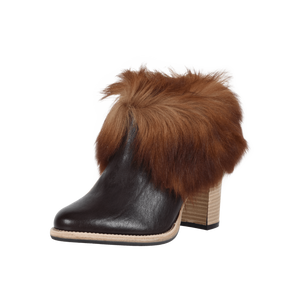 Angelina Fox Shearling Lined Bootie