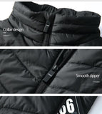 Heated Vest Classic Black