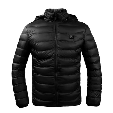 Classic Urban Heated Jacket - Black