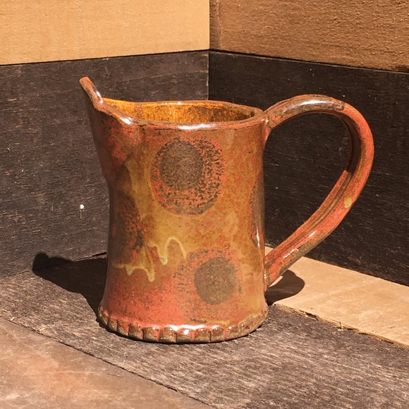 Small Stoneware Pitcher/Creamer