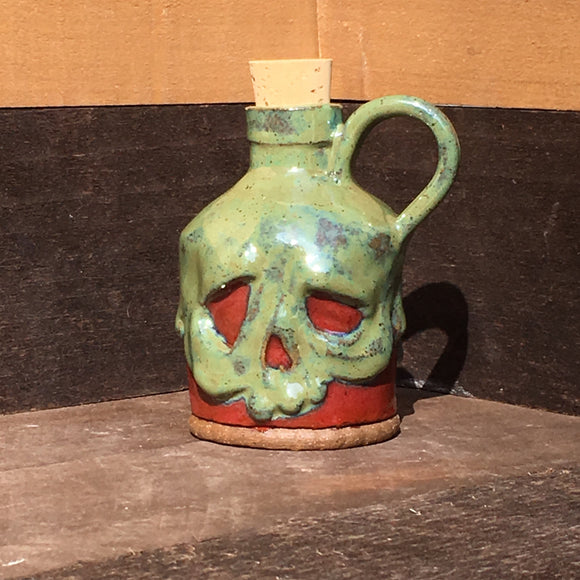 Poisoned Apple Jug/Bud Vase