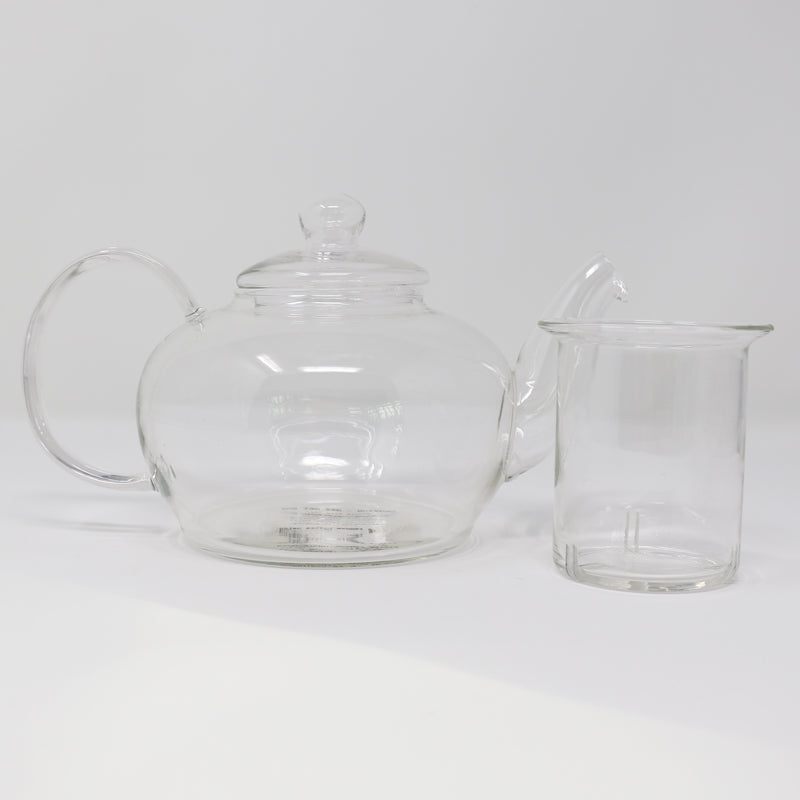 Glass 27 oz. Teapot