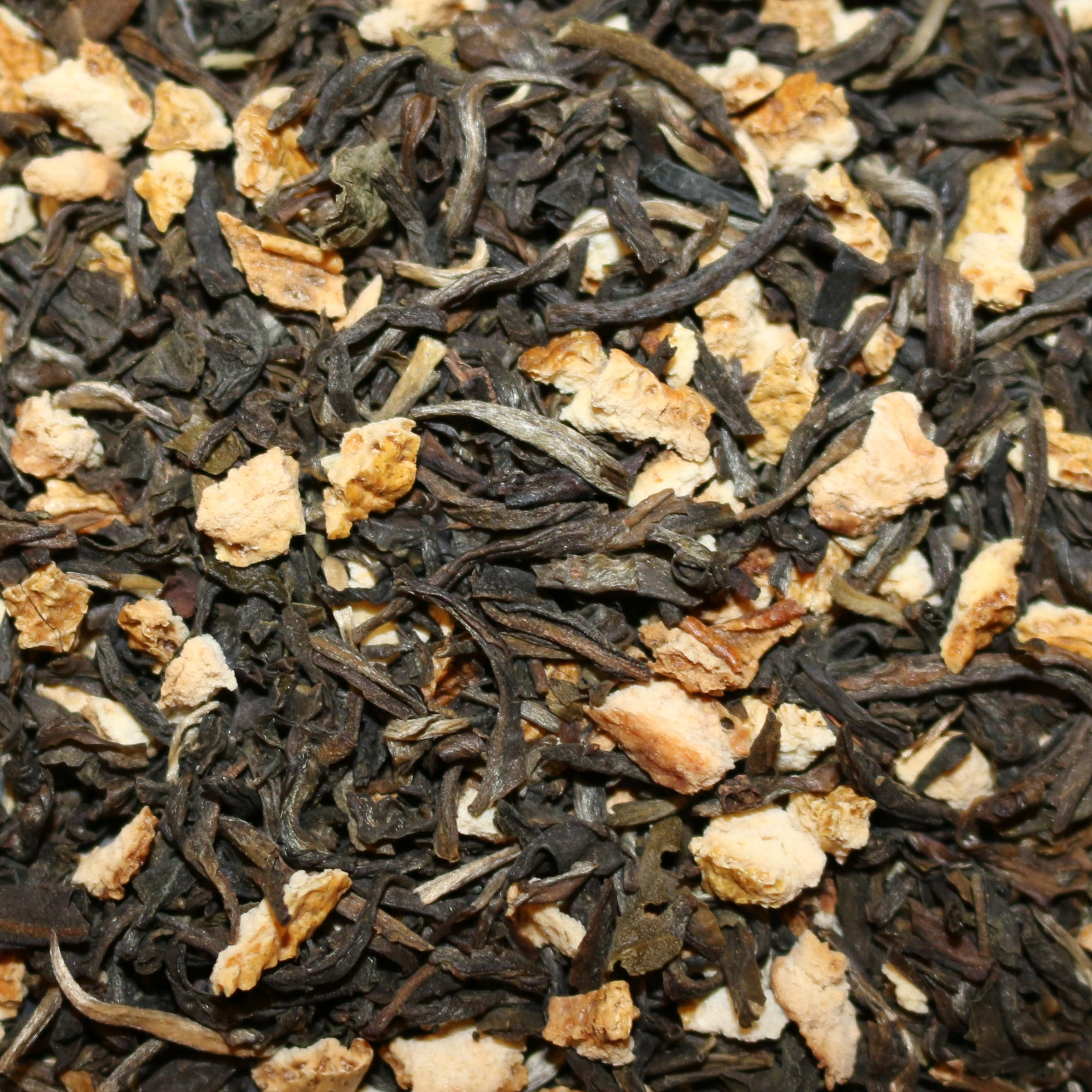 Bao Zhong Jasmine Orange Formosa Wulong Tea