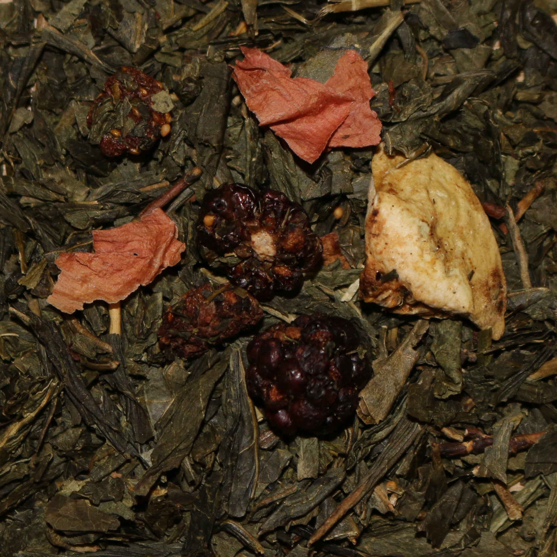 Berry Fig Green Tea