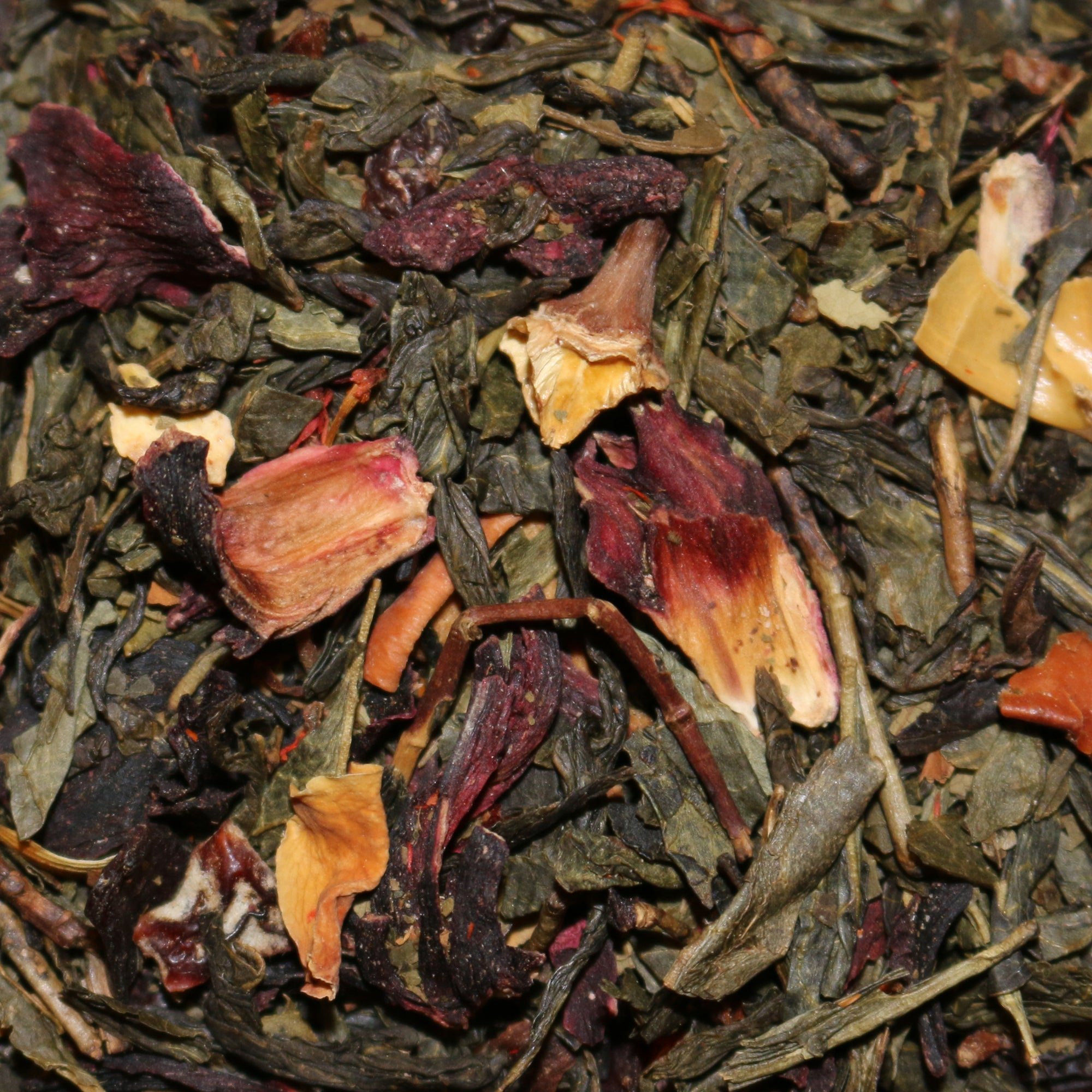 Cranberry Crimson Green Tea