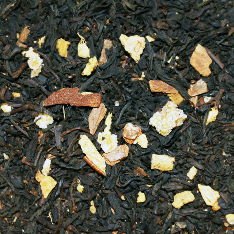 Gingered Vanilla Toddy Black Tea