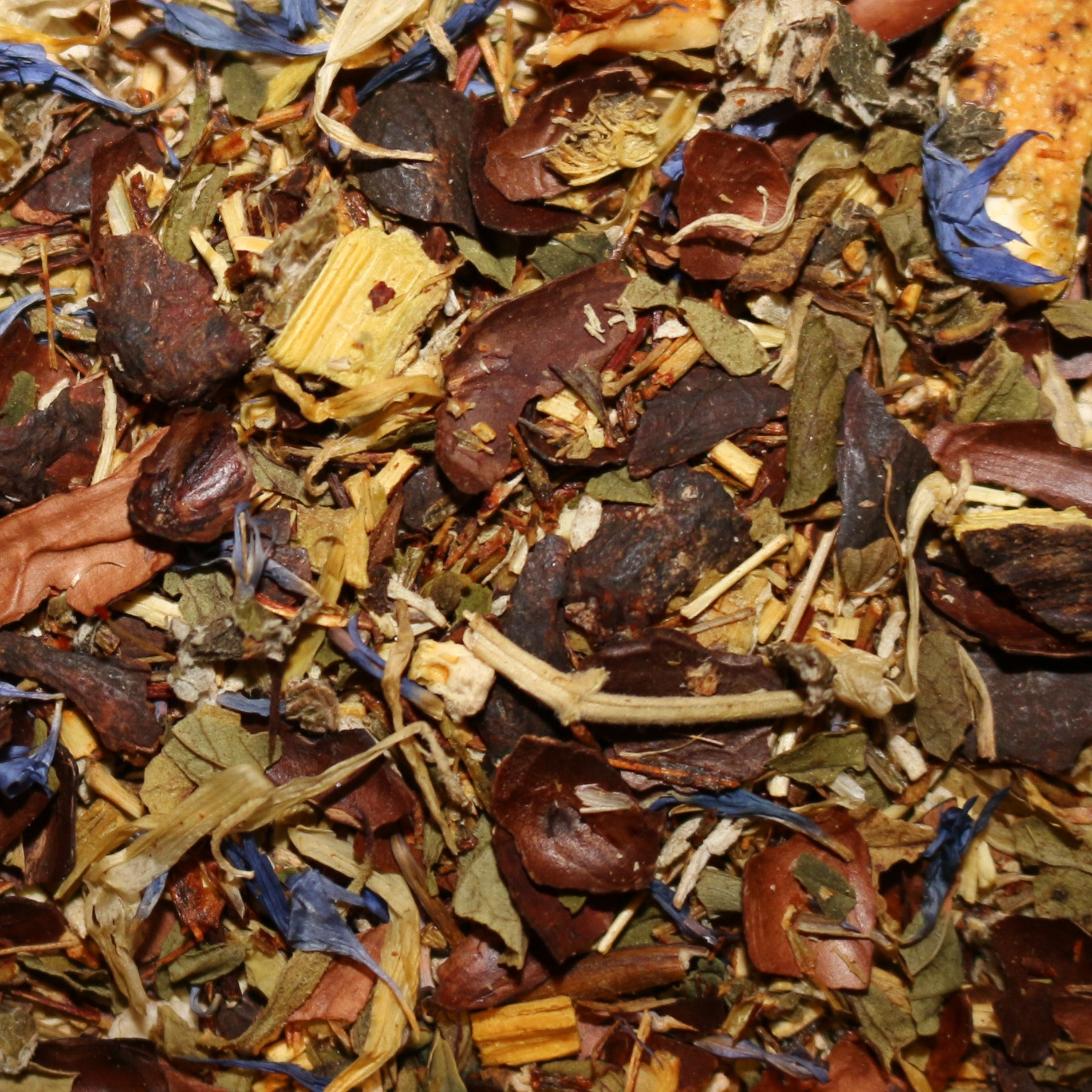 Green Rooibos Chocolate Coconut Organic Herbal Tisane