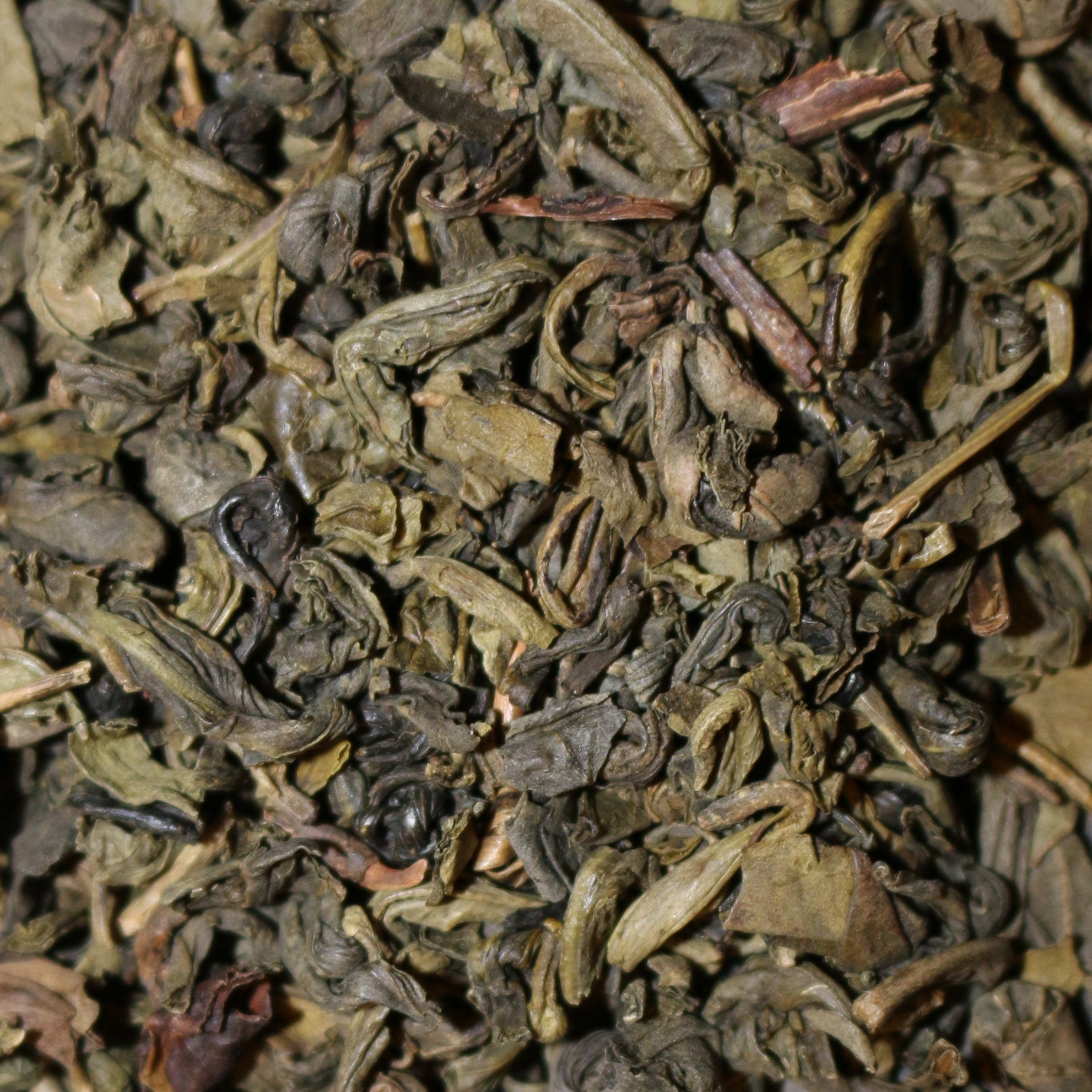 Gunpowder (Zhu Cha) Organic China Green Tea