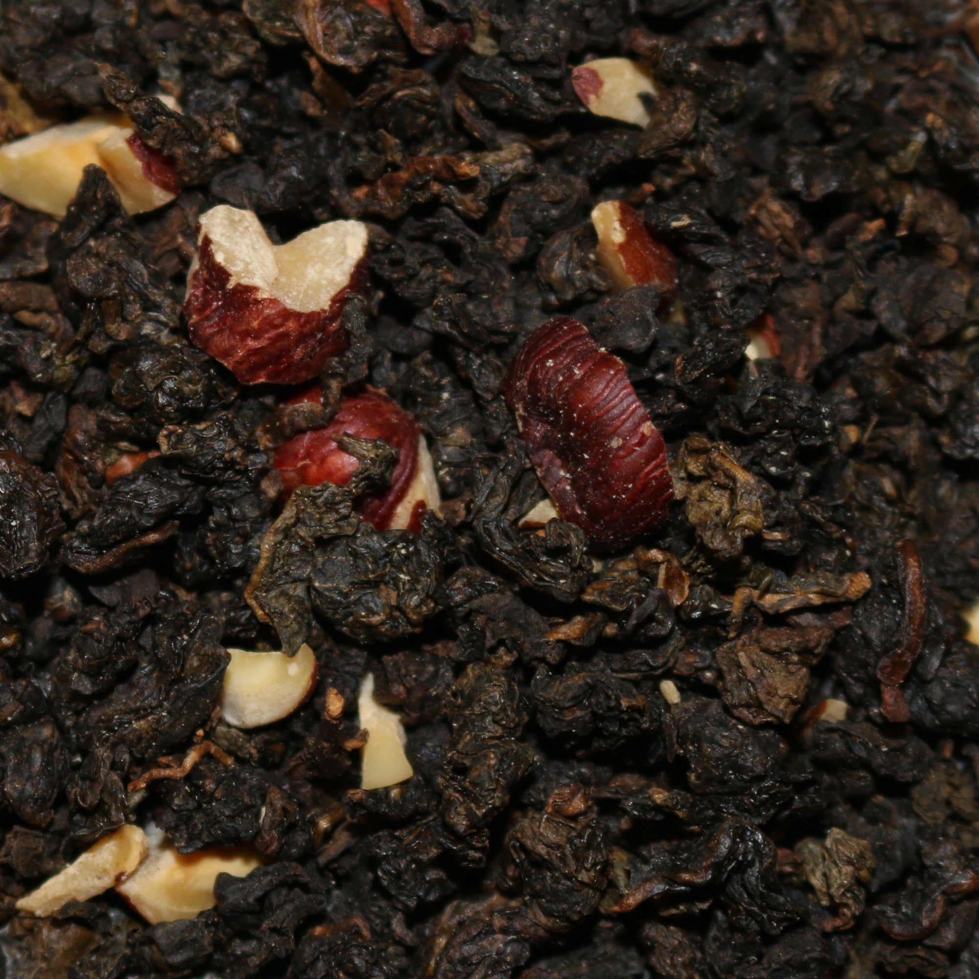 Hazelnut Vanilla Wulong Tea