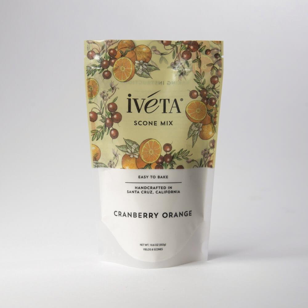 Iveta Gourmet Scone Mix - Cranberry Orange