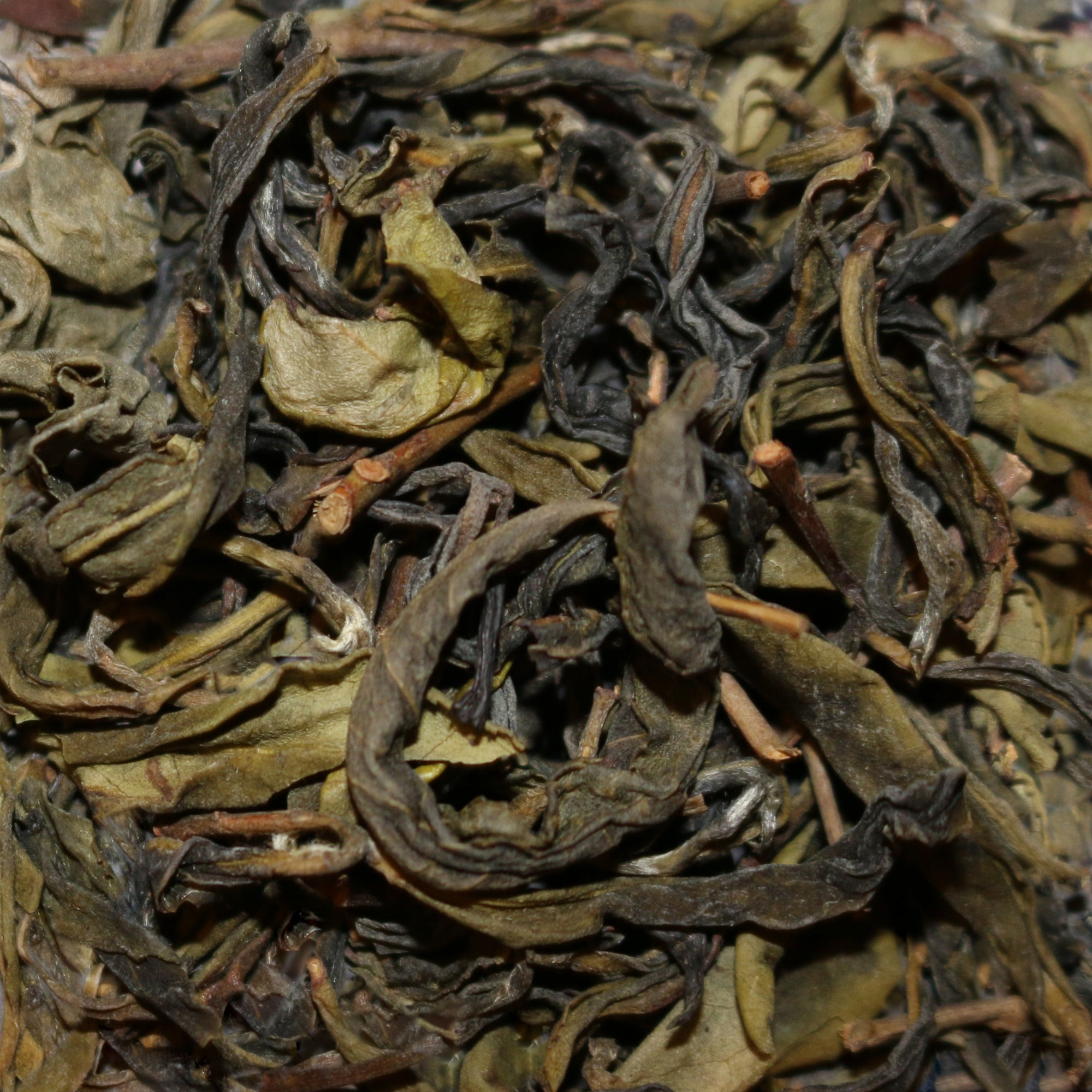Large-Leaf Pan-Roasted Vietnam Green Tea
