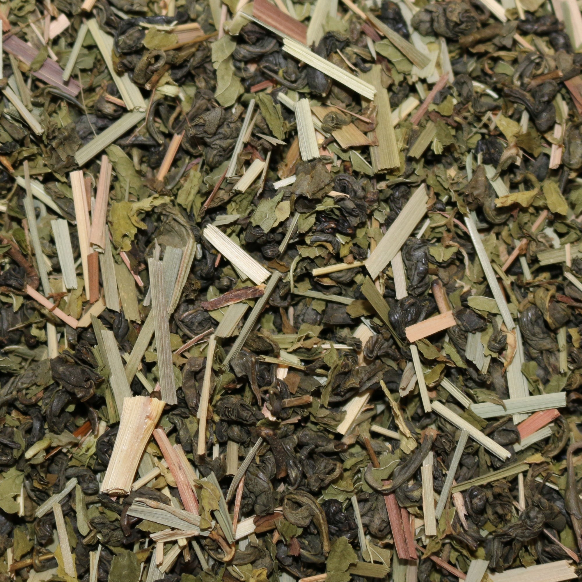 Lemongrass Spearmint Organic Green Tea