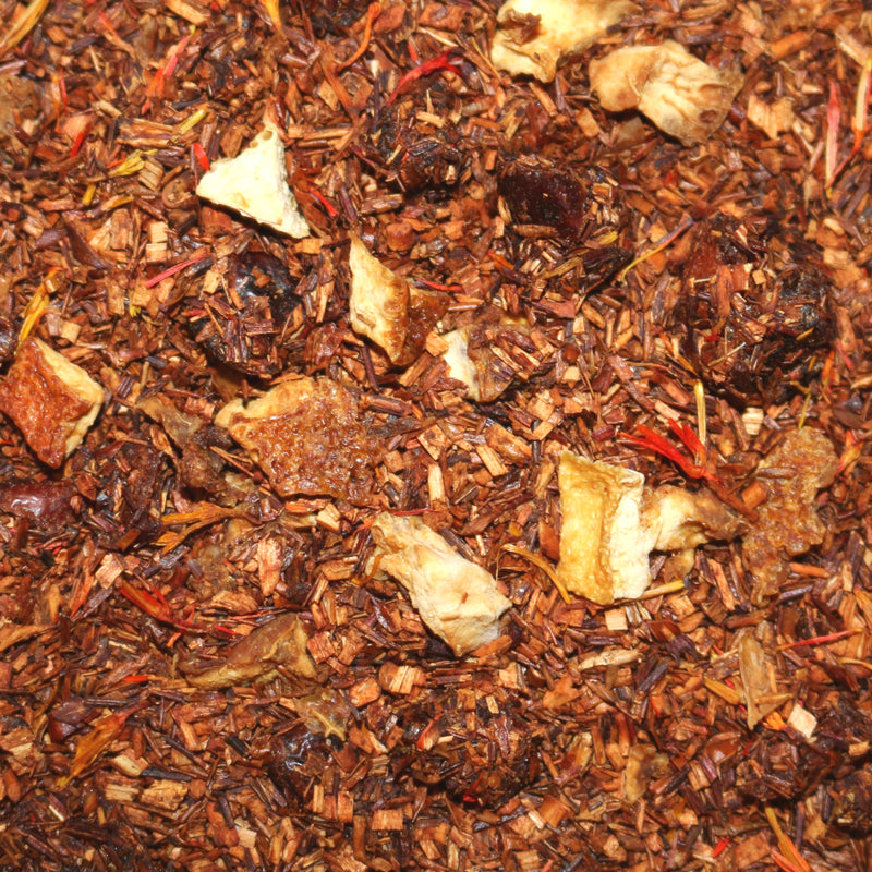 Rooibos Cranberry Orange Spice Herbal Tisane