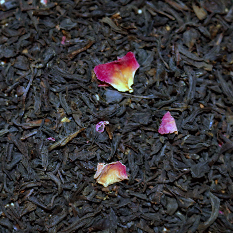Rose Congou Scented China Black Tea
