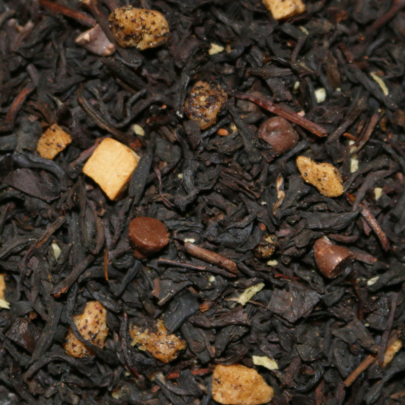 Salted Chocolate Caramel Black Tea