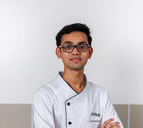 Learn to cook with Sous Chef Omkar Dabhane
