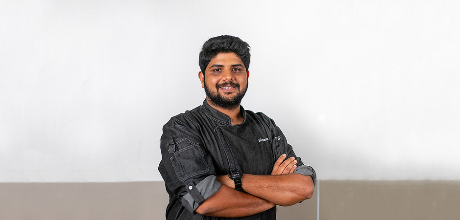 Learn to cook with Chef Nirvaan Thacker