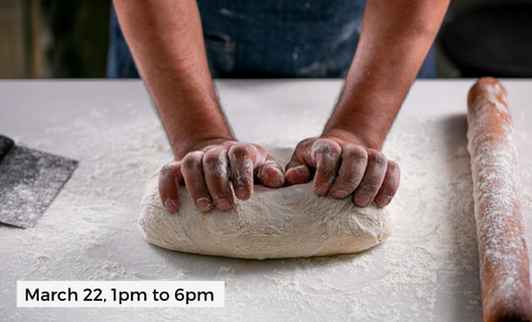 Everyday Bread Making with Chef Zahabia Mukhtiar