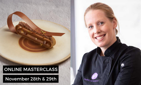 Plated Desserts Masterclass with Chef Marike van Beurden