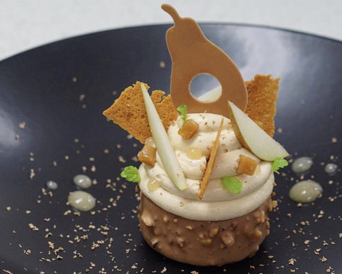 Modern French Petit Gateaux with Asia's Best Pastry Chef Nicolas Lambert