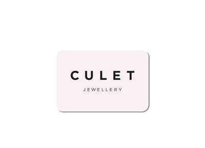 Culet Jewellery Gift Card
