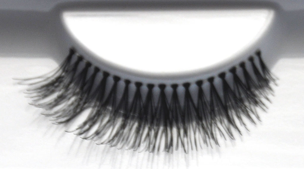 PUERTO PRINCESA Human Hair False Eyelashes (4787)
