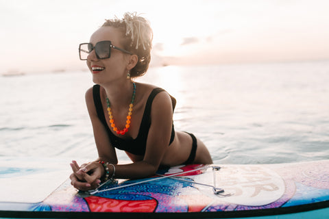 sunglasses while surfing