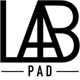 Lab-pad.com logo black