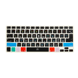 DAW Shortcut Covers (Macbook/Apple Keyboards pre 2016) - lab-pad.com