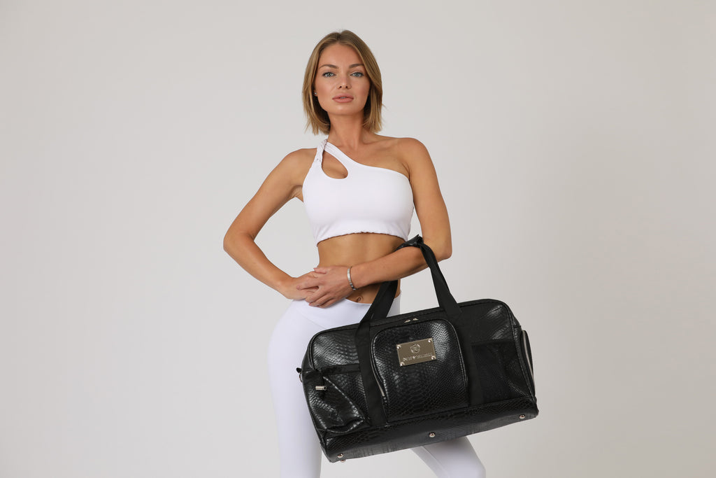 The World's Sexiest Designer Gym Bags