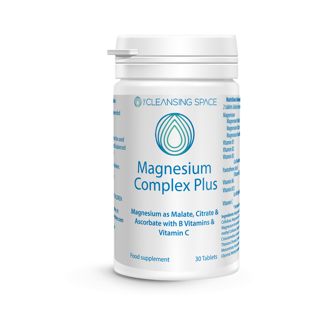 The Cleansing Space Magnesium Complex