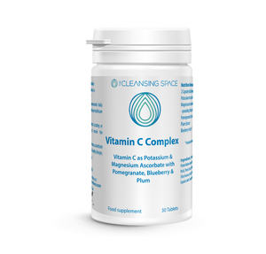 The Cleansing  Space Vitamin C Complex