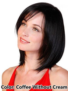 65% off sale | COLD CREAM Lace Front Human Hair Wig