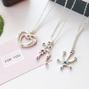 Sailor Moon Symbol Necklace