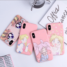 Load image into Gallery viewer, Sailor Moon Customized Phone Case