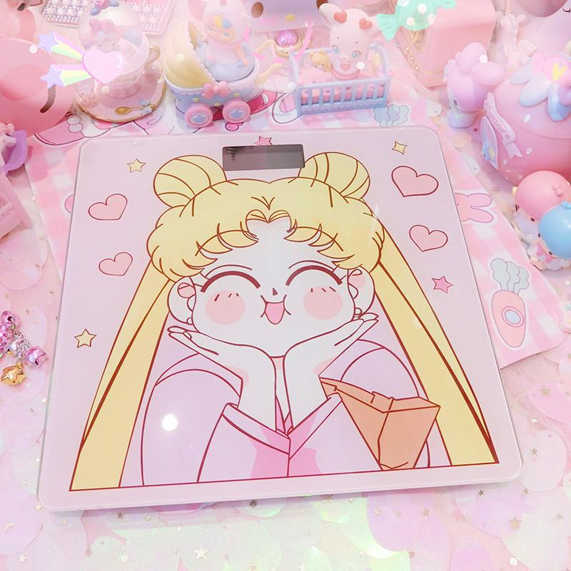 Sailor Moon Electronic Weighing Scale