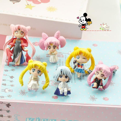 Kawaii Sailor Moon AC Outlet Car Perfume