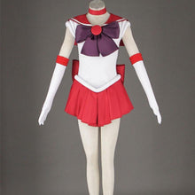 Load image into Gallery viewer, Sailor Moon Cosplay Clothes Rei Hino Sailor Mars