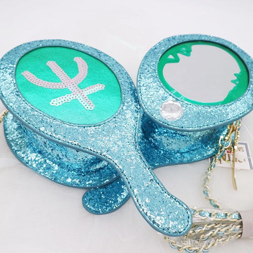 Senshi Moon Sailor Neptune Michiru Kaio Mirror Bag