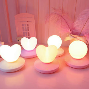 Touch Control Lamp Night Light Plug In