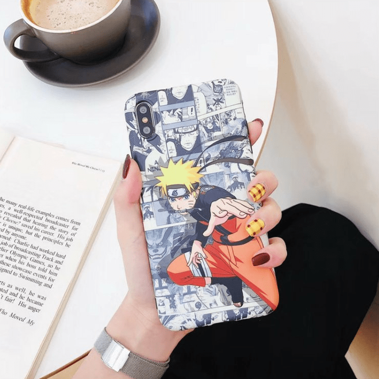 [Limited discount]Naruto&Payne Soft Phone Case