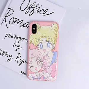 Sailor Moon Customized Phone Case