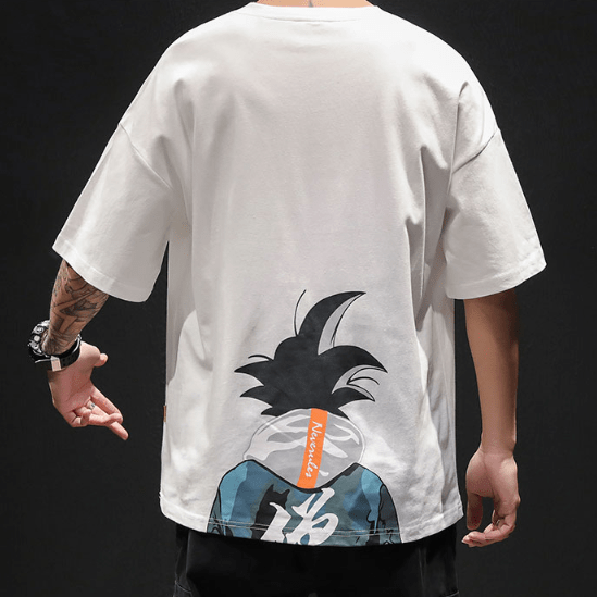 [Buy 2 Get 20% OFF]Dragon Ball Cotton Short-sleeved T-Shirt
