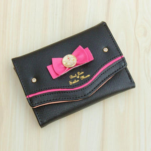 Sailor Moon Bowknot Zipper Wallet