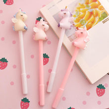 Load image into Gallery viewer, 4pcs Unicorn Signature Pen