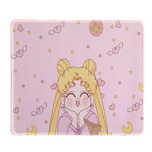 Load image into Gallery viewer, Sailor Moon Cartoon Mouse Pad