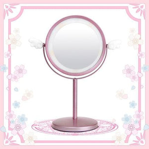 Cardcaptor Sakura Makeup Mirror Beautify LED Full Light