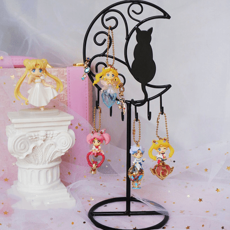 Senshi Moon Luna Accessories Stand